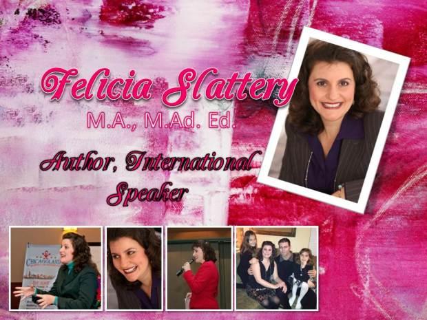 Felicia Slattery, M.A., M.Ad. Ed.